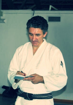 Fidel Pérez Sebastián. Shidoin 5º Dan Aikikai. Delegado AETAIKI - Aikikai de España