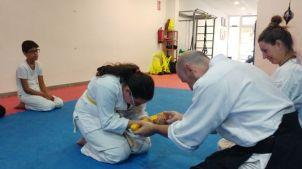 Aikido Kids (infantil y juvenil), fin de curso 2016-2017 (entrega diplomas, cinturones Kyu...) - 20170626_193428