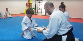 Aikido Kids (infantil y juvenil), fin de curso 2016-2017 (entrega diplomas, cinturones Kyu...) - Sin título 8