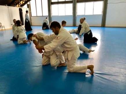 2017 dic - entrenamiento conjunto Aikido Universidad de Alicante - Dojo San Vicente del Raspeig - IMG-20171223-WA0011